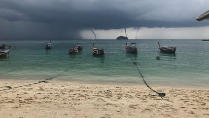 Смерчі у Таїланді - фото 1