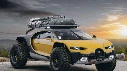 Bugatti Chiron - фото 1