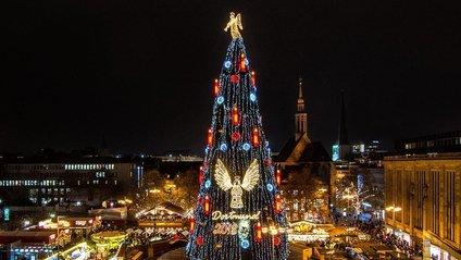 Ялинка у Дортмунді - фото 1