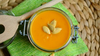 Рецепт крем-супу з гарбуза - фото 1