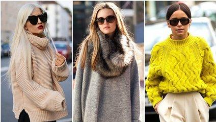 У холодному сезоні 2018-2019 в язана мода диктує свої тренди - фото 1 5dafba7254bf4