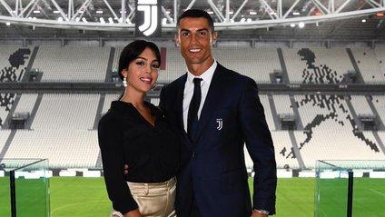 Кріштіану Роналду і Джорджина Родрігес - фото 1