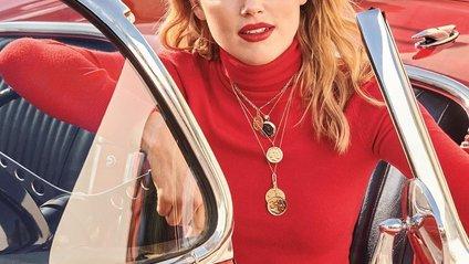 Ембер Херд на обкладинці Glamour - фото 1