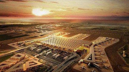 Тут є 500 паркувальних місць для літаків - фото 1