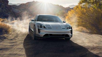 Porsche Cross Turismo вийде у 2019 році - фото 1