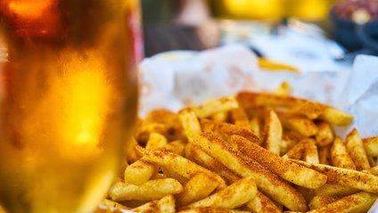 Скільки картоплі фрі можна їсти? - фото 1