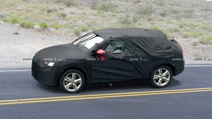 Audi тестує новий кросовер - фото 1