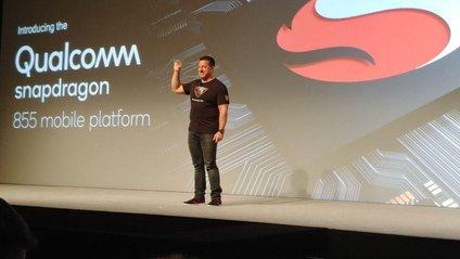 Презентація процесора Snapdragon 855 - фото 1