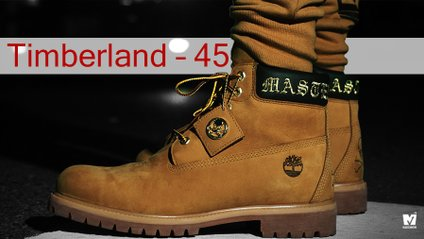 Timberland – 45: цікаві факти про культові жовті черевики - фото 1