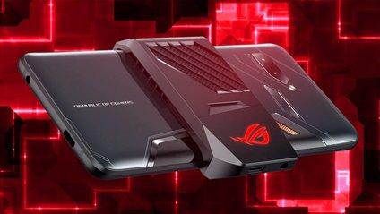 Ігровий смартфон ASUS ROG Phone скоро буде в Україні - фото 1