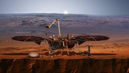 Зонд InSight - фото 1