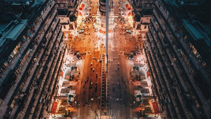Вражаючі фото вулиць Гонконгу - фото 1