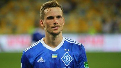 Тільки Назарій Русин говорить українською у Динамо - фото 1
