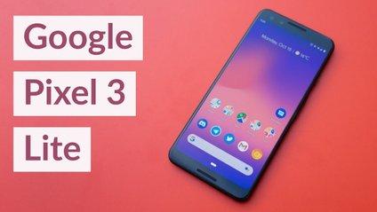 Google Pixel 3 Lite - фото 1