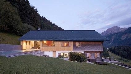 Ідеальний дім з виглядом на Альпи - фото 1