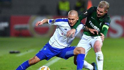 Ліга Європи – Динамо vs Яблонець - фото 1