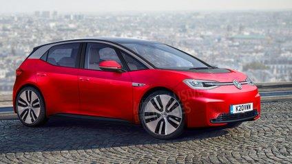 Volkswagen I.D. зняли під час тестування - фото 1