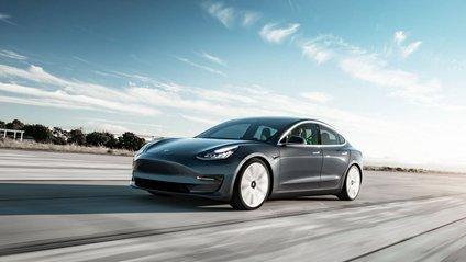 Tesla Model 3 можуть замовити українці з сайту компанії - фото 1