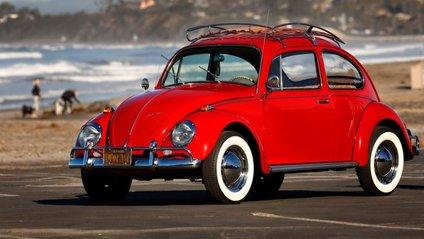 Volkswagen безкоштовно відреставрувала автомобіль Beetle - фото 1