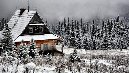 Негода в горах України - фото 1