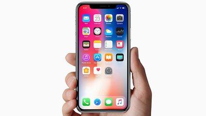iPhone X - фото 1
