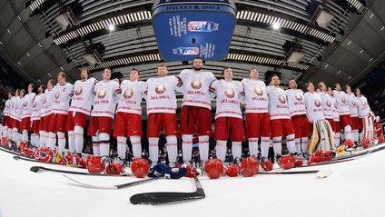 Збірна Білорусі по хокею - фото 1