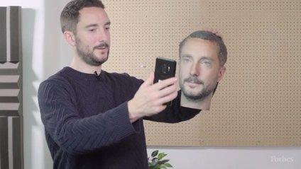 Смартфони розблокували фейковою головою - фото 1