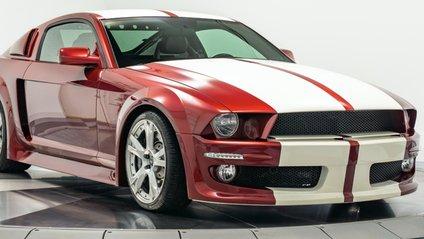 Гібрид Mustang і Gallardo - фото 1