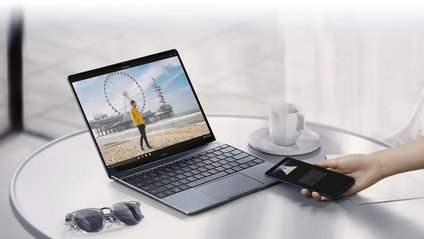 Тепер відома ціна Huawei MateBook 13 - фото 1