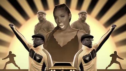 The Black Eyed Peas – Back 2 Hiphop, дивитись кліп онлайн - фото 1