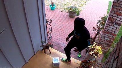 Бомба для крадіїв посилок - фото 1