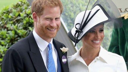Меган Маркл і принц Гаррі - фото 1
