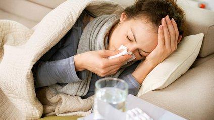Не переплутайте грип із застудою - фото 1