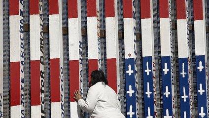 Стіна між Мексикою і США - фото 1