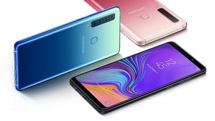 Samsung Galaxy A10 буде нагадувати A9 - фото 1