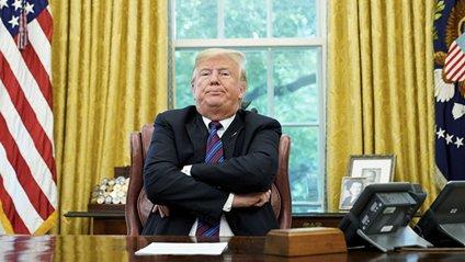 Раніше начесть Дональда Трампа була названа міль - фото 1
