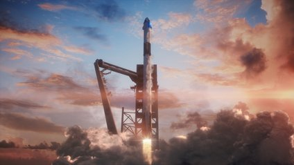 SpaceX запустив останню ракету - фото 1