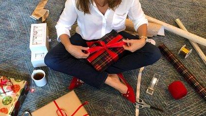 Як Сінді Кроуфорд готується до Різдва - фото 1