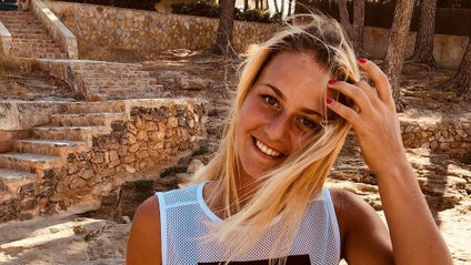 Тенісистка Марта Костюк - фото 1