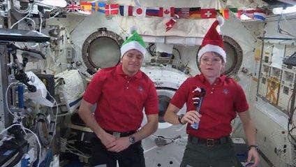 Зараз на станції є троє космонавтів - фото 1