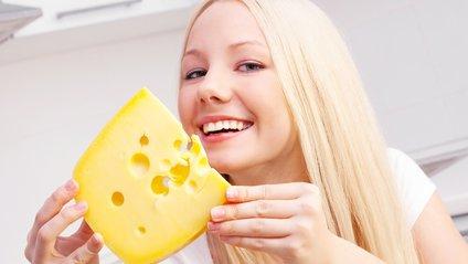 Сир покращує роботу імунної системи - фото 1