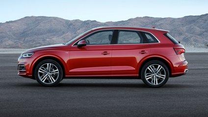 У Audi Q5 в 2018 році не траплялося проблем з двигуном - фото 1