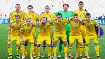 Збірна України привітала уболівальників - фото 1