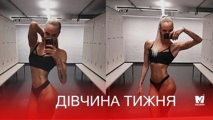 Дівчина тижня: модель Ія Остергрен з нереально довгими ногами - фото 1