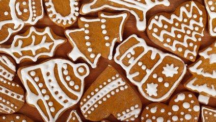 Рецепт різдвяного печива від Мераї Кері - фото 1