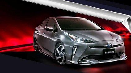 У Modellista пропонують важіль коробки передач з підсвічуванням для Toyota Prius - фото 1