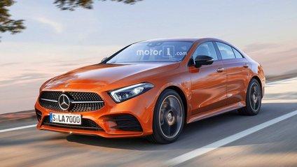Головною новинкою Mercedes-Benz CLA стане технічна начинка інтер'єру - фото 1