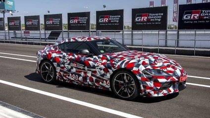 Toyota Supra мають показати через кілька тижнів - фото 1