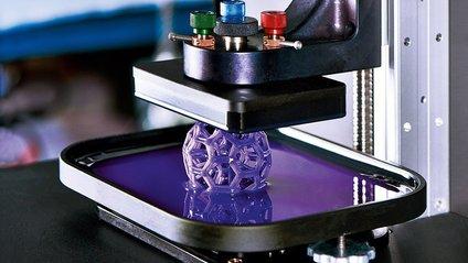 Той момент, коли 3D-принтер готує їжу - фото 1