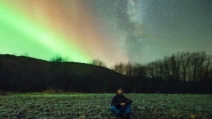 Полярне сяйво в об'єктиві Андріена Луїса Модуіта - фото 1
